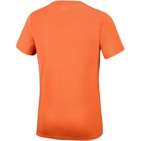 Columbia Miller Valley Bluzka z krótkim rękawem Mężczyźni pomarańczowy